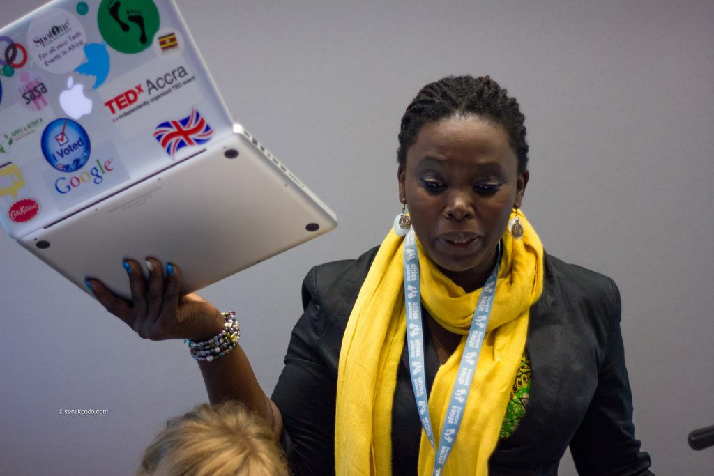Sénégal: Mariéme Jamme, l'autodidacte devenue leader mondial dans la technologie