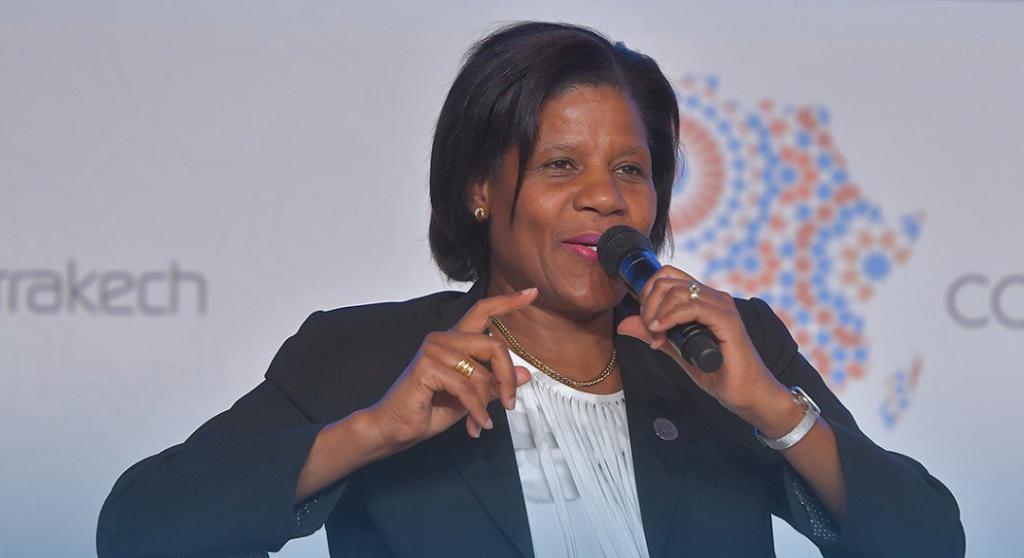 Marie Françoise Marie-Nelly, nouvelle directrice de la Banque mondiale dans 5 pays d'Afrique australe