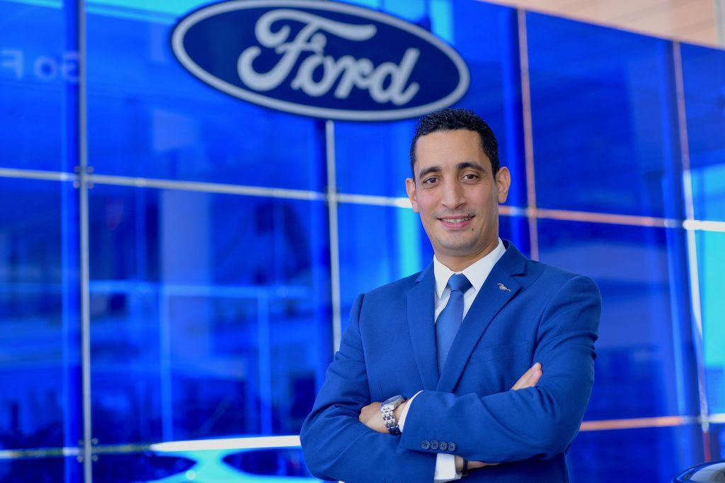 Maroc: Achraf El Boustani, 40 ans, nommé Directeur général de Ford en Afrique