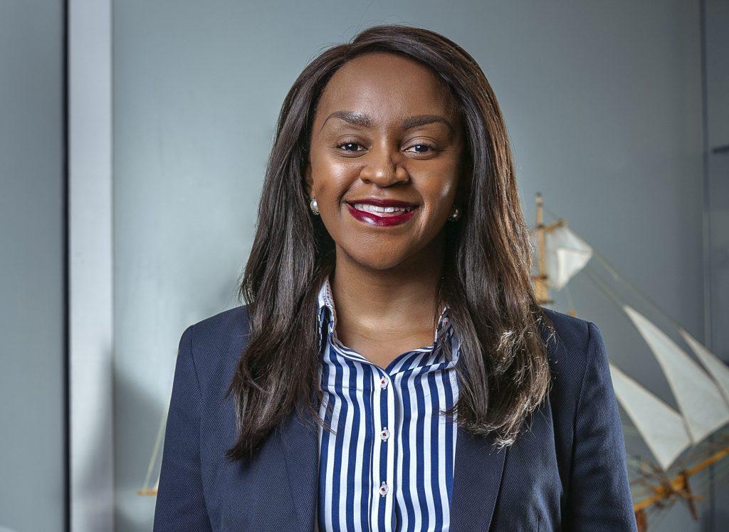 Mitwa Kaemba Ng'ambi, nouvelle CEO de MTN Rwanda