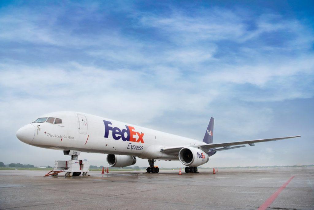 FedEx a lancé son premier avion cargo exclusivement dédié à l'Afrique