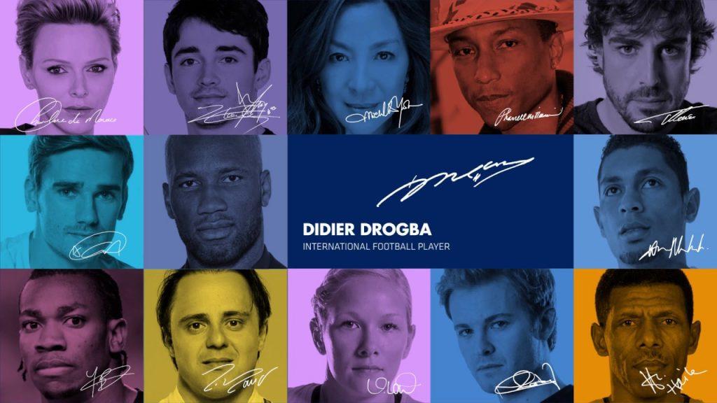 Didier Drogba rejoint «#3500LIVES» la campagne mondiale de sécurité routière