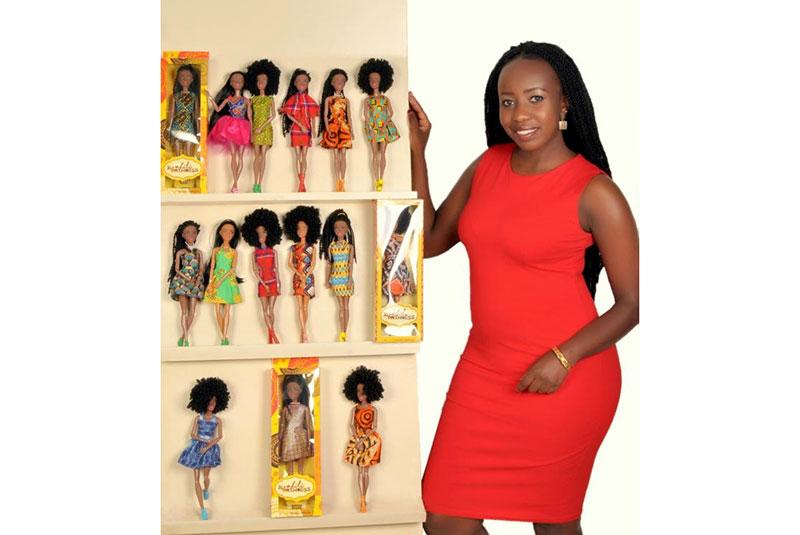 Kenya: Olivia Mengich, créatrice de la marque de poupées «Swahili Princess»