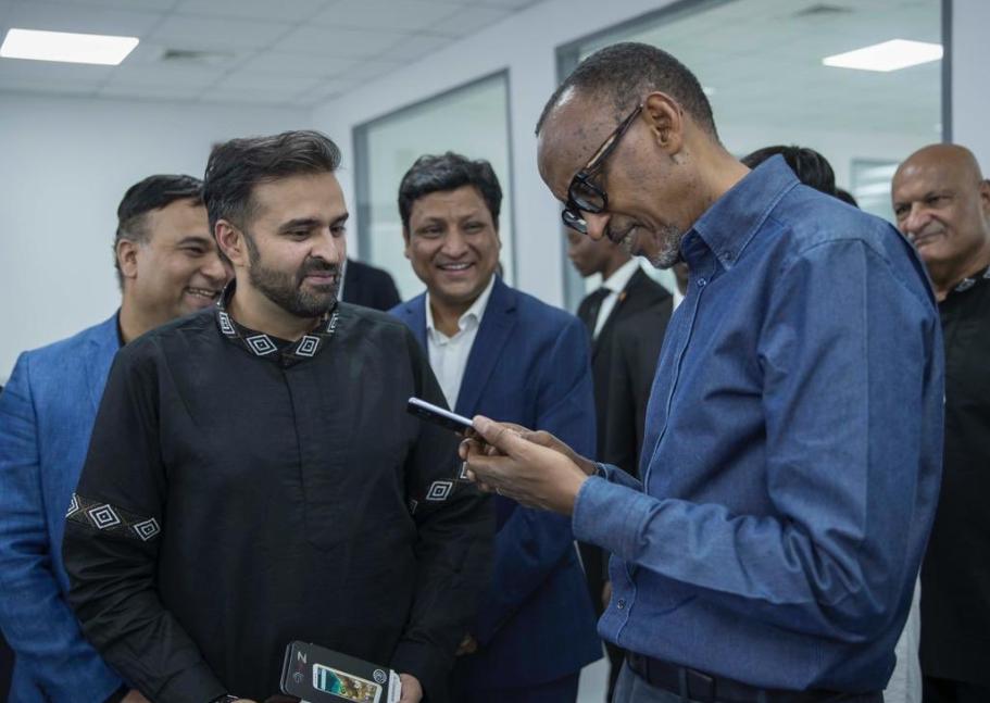 Rwanda: le groupe Mara Phones a lancé la première usine de fabrication de smartphones en Afrique