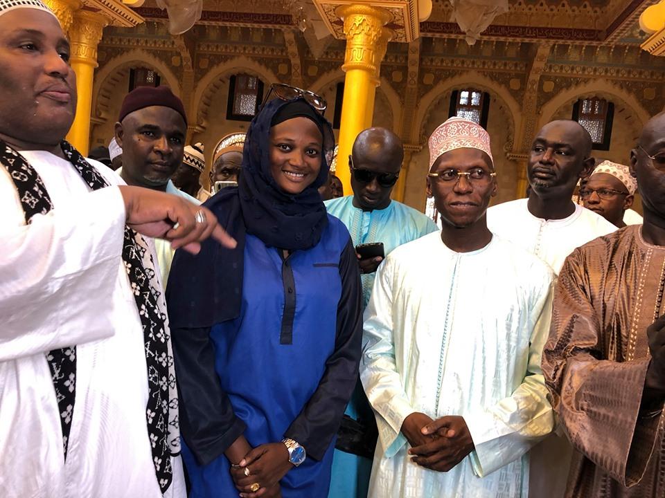 Découvrez l'ingénieure sénégalaise qui a dirigé les travaux de construction de la mosquée Massalikoul Djinane