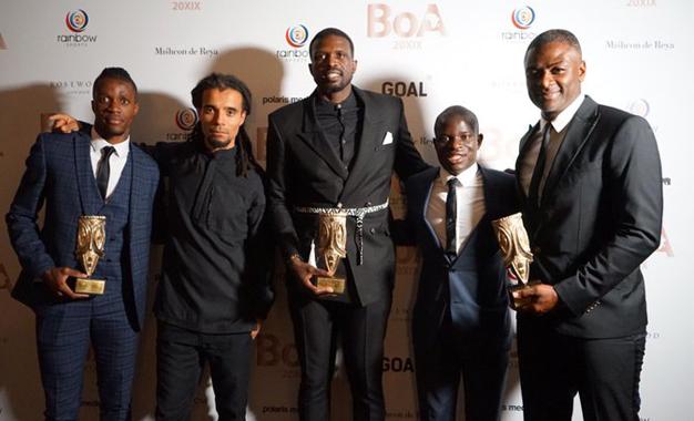 Londres: plusieurs personnalités distinguées aux Best of Africa Awards