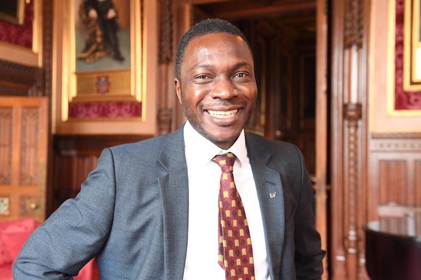 Royaume-Uni: Ugbana Oyet nommé nouveau sergent d'armes de la Chambre des communes