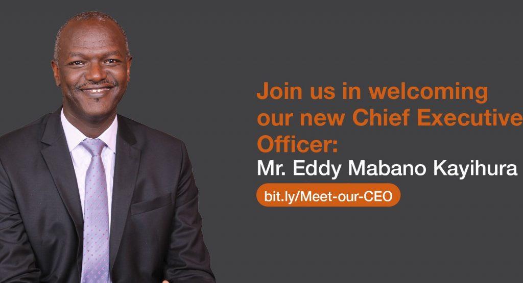 Eddy Mabano Kayihura, nouveau CEO d'AFRINIC