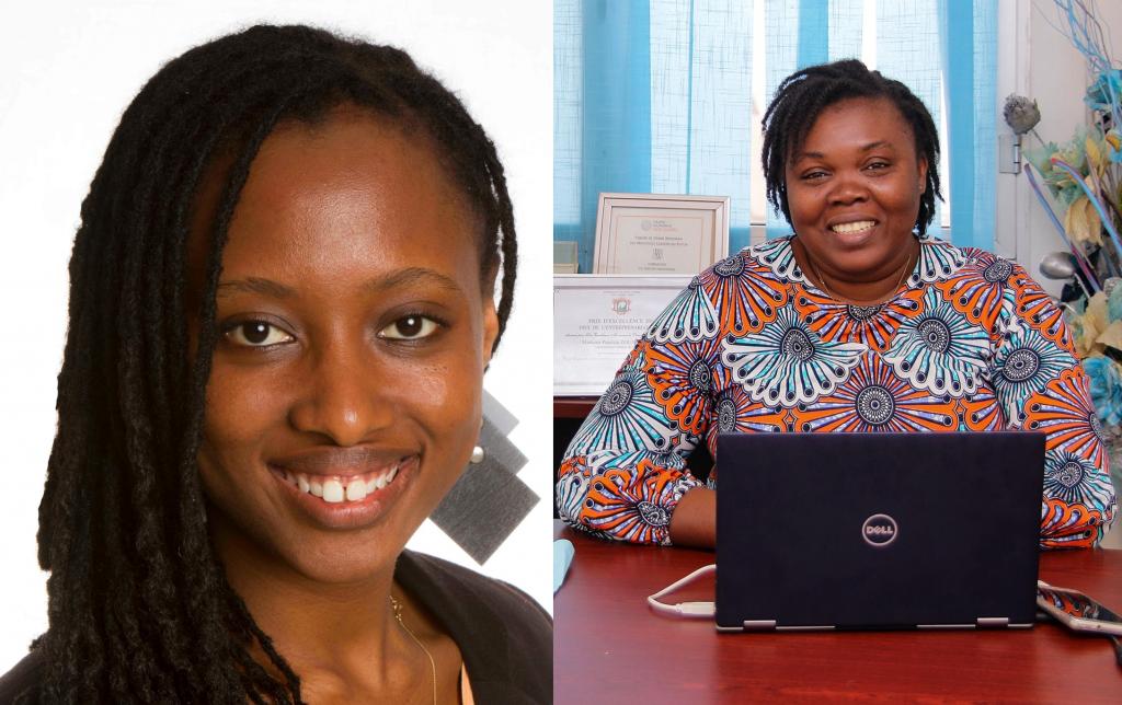 ONU: Clarisse Iribagiza et Patricia Zoundi Yao parmi les 7«eTrade for Women Advocates» du CNUCED