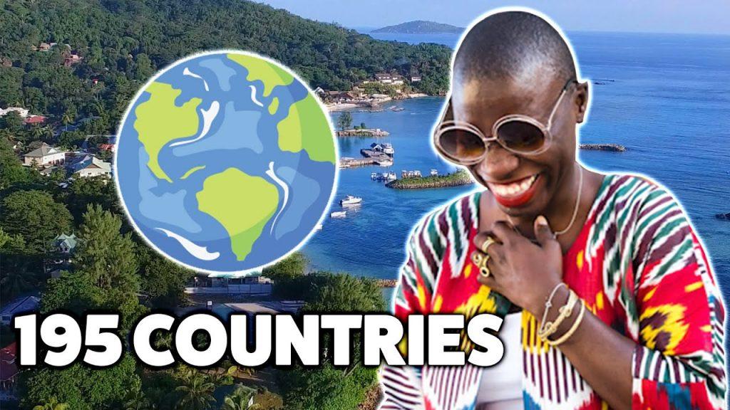Jessica Nabongo a visité tous les 195 pays du monde