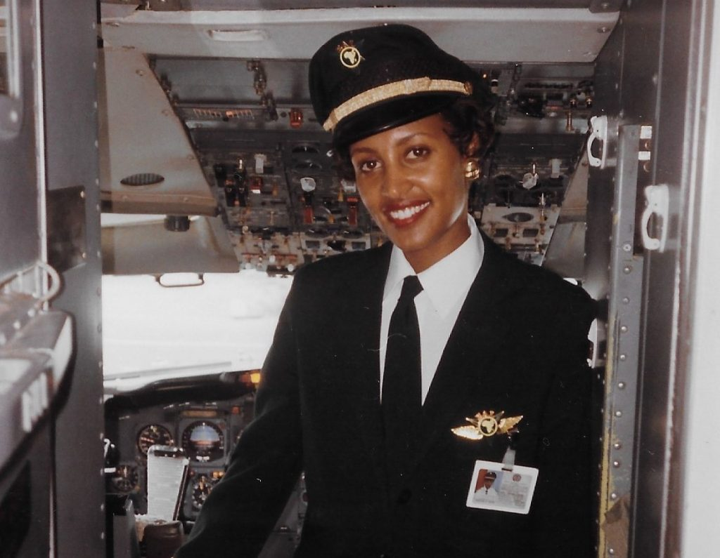 USA: Sophia Ghezai, l'ex pilote devenue experte de la sécurité aérienne