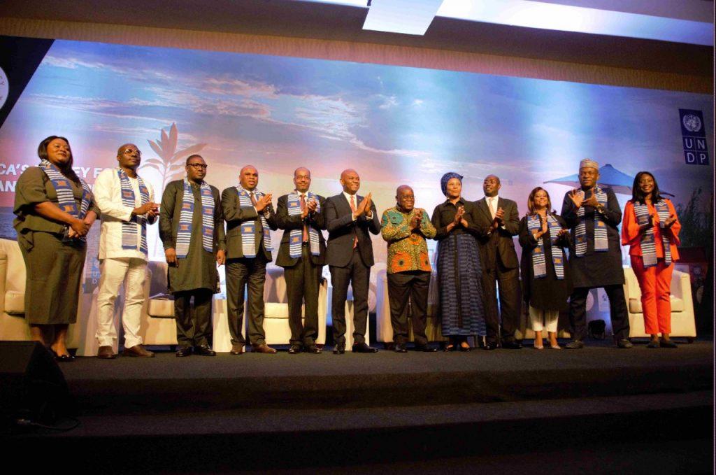 PNUD: Un super groupe de 15 Influenceurs Africains pour le Développement du continent