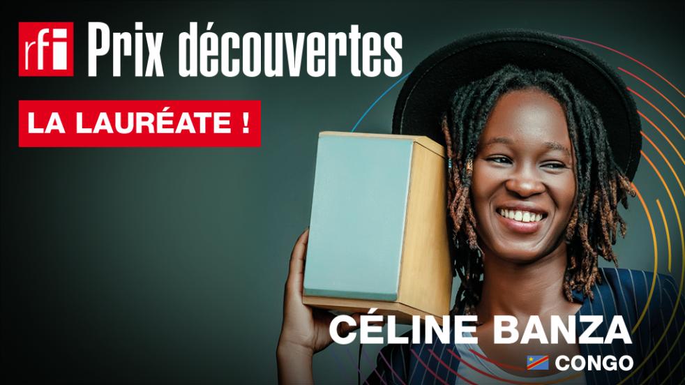 RDC: Céline Banza, lauréate du Prix Découvertes RFI 2019