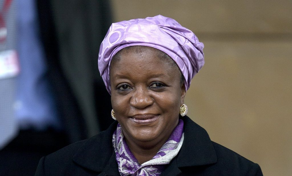 Zainab Hawa Bangura nommée Directrice générale de l'Office des Nations Unies à Nairobi