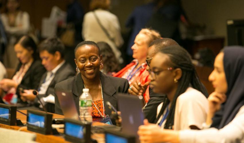 ONU: Elizabeth Maruma nommée Secrétaire exécutif ad intérim de la Convention sur la diversité biologique