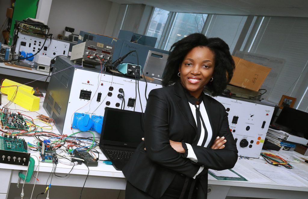 Sandrine Mubenga nommée Directrice de IEEE smart village en RDC