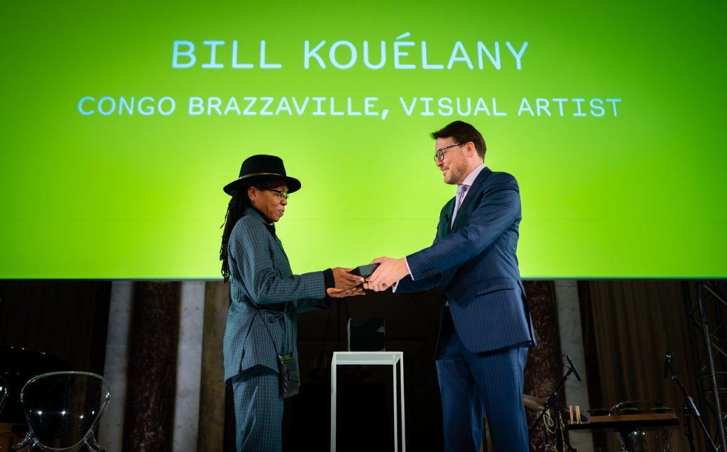 Kamala Ibrahim Ishag ,Bill Kouélany et Mariam Kamara ont reçu le Prix Prince Claus