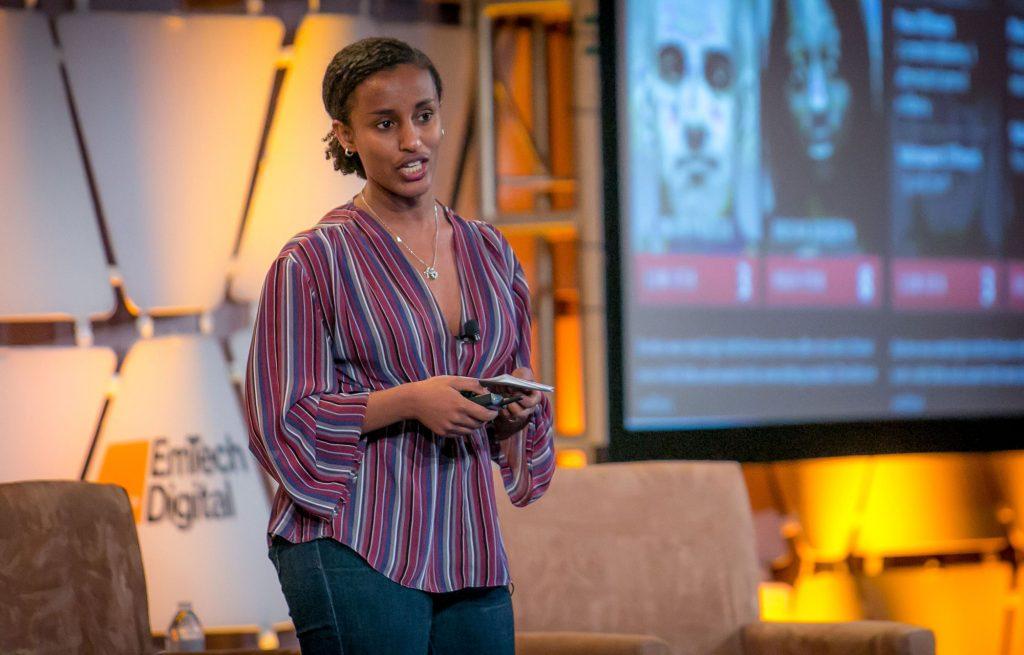 USA: Rediet Abebe,28 ans, Docteure en sciences informatiques de Cornell Univesity
