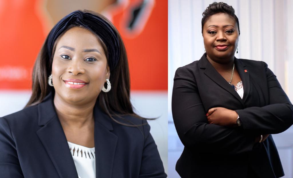 Amie Ndiaye Sow et Abiola Bawuah promues dans le management de la United Bank of Africa (UBA)