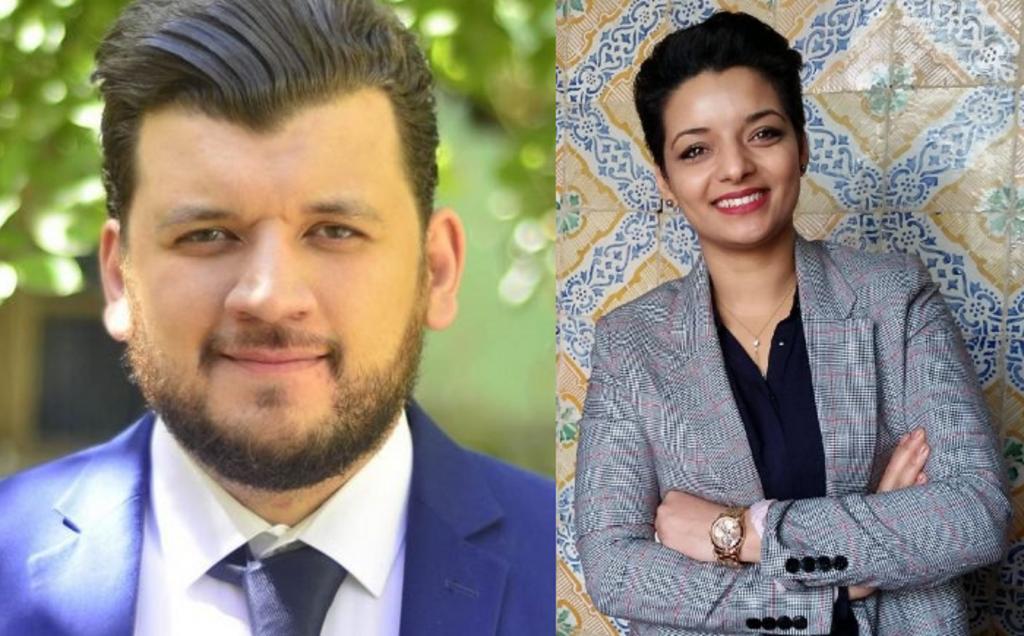 Algérie-Tunisie: Maha Issaoui, 32 ans et Yacine Oualid, 26 ans, les plus jeunes membres du gouvernement