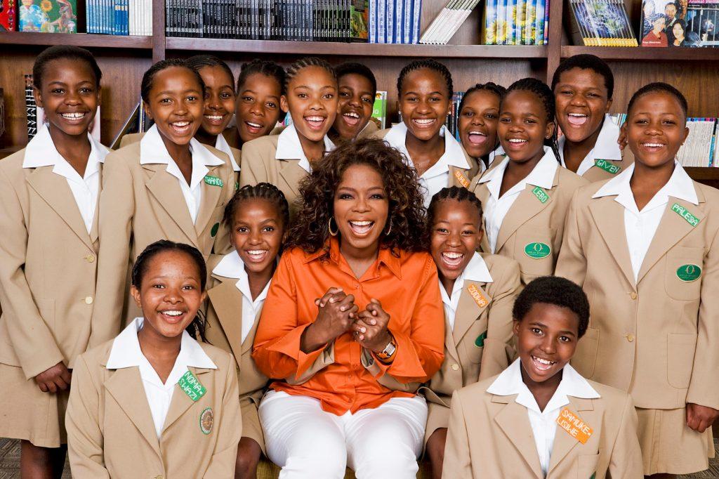Les élèves de l'académie Oprah Winfrey ont encore obtenu 100% de taux de réussite au Baccalauréat