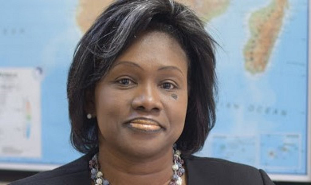 Michelle Ndiaye, nouvelle représentante de l'Union africaine en RDC