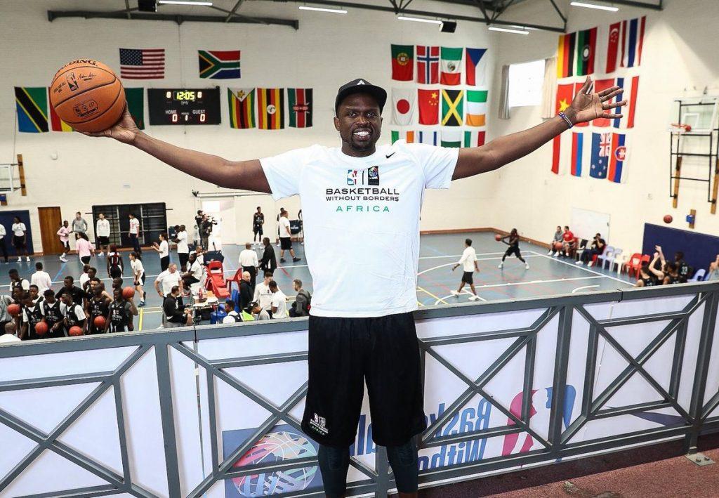 Luol Deng,Double All-Star NBA, nommé Ambassadeur International la Basketball Africa League