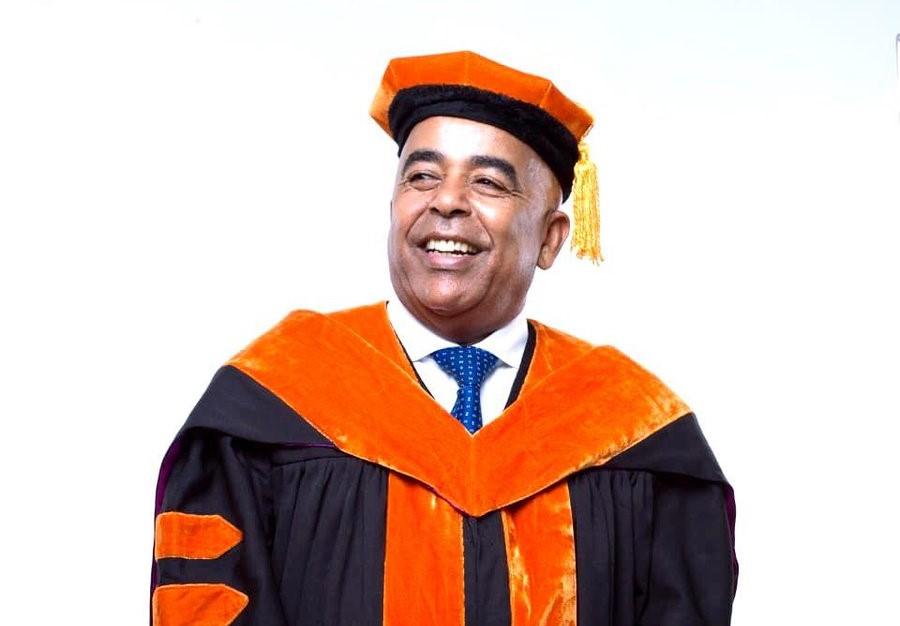 Éthiopie: Samuel Tafesse, le Magnat de l'immobilier, a reçu un Doctorat Honoris Causa