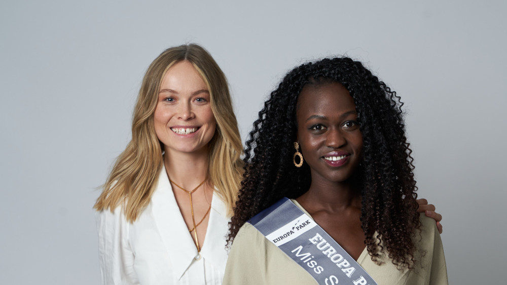 Allemagne : Itanajama Akeri,23 ans, Miss Sarre 2020 et finaliste Miss Germany