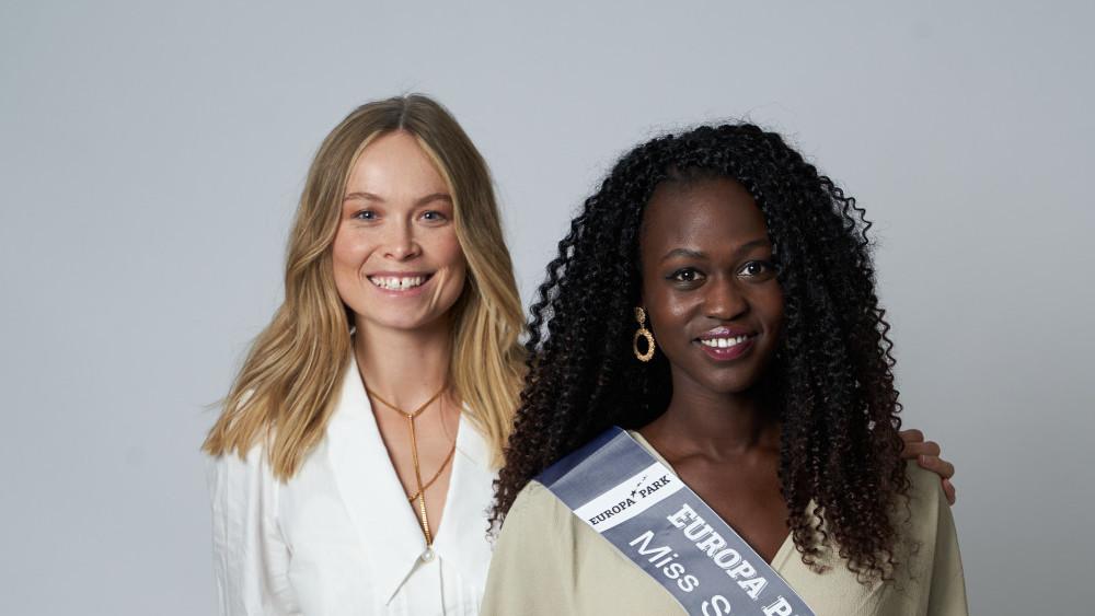 Allemagne: Itanajama Akeri,23 ans, Miss Sarre 2020 et finaliste Miss Germany
