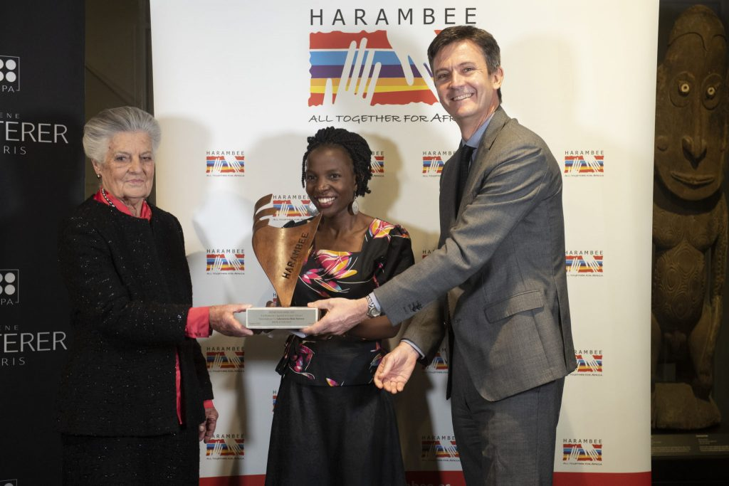 Irene Kyammumi,36 ans,le médecin qui a soigné plus de 5.000 enfants au Kenya