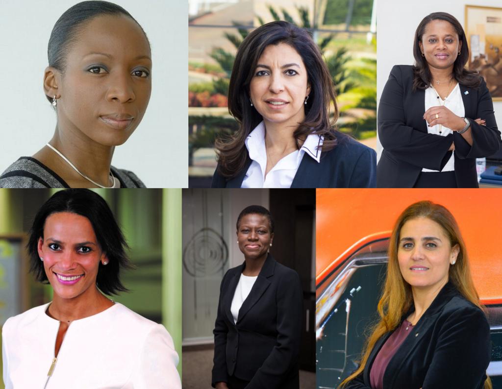 Focus sur 16 femmes Africaines dans le Top Management des multinationales