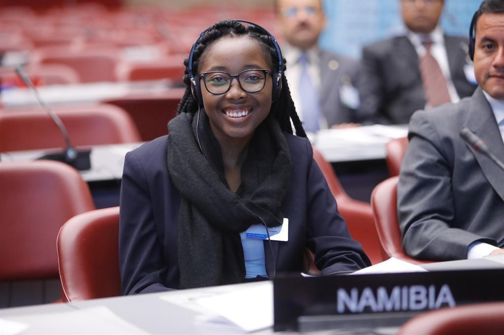 Namibie:Emma Theofelus,23 ans,devient la plus jeune ministre en Afrique