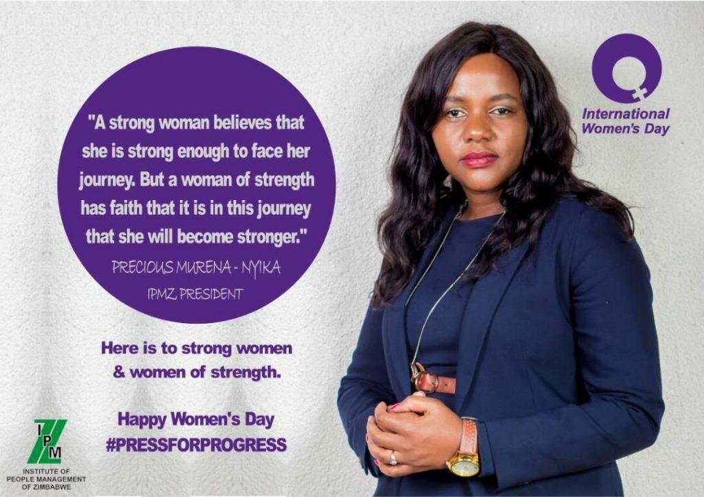 Precious Murena-Nyika nommée CEO de Lafarge Cement Zimbabwe