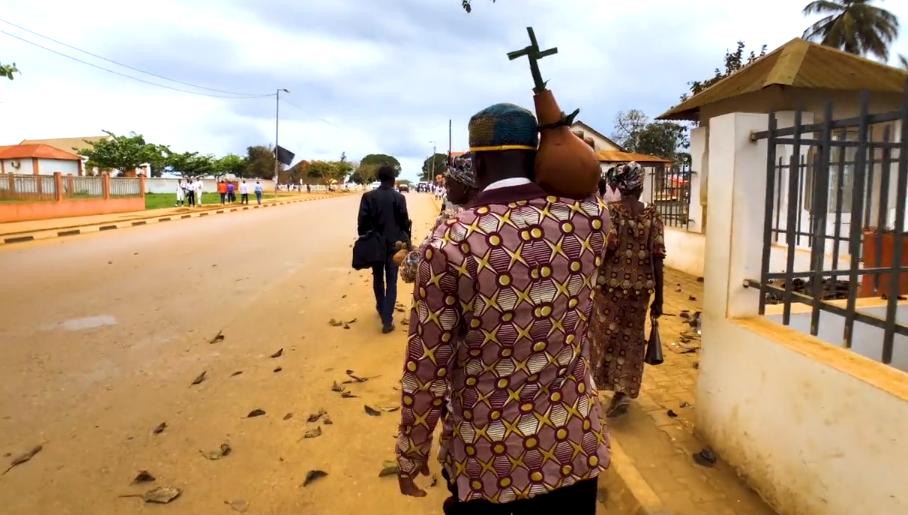 7ème art: le réalisateur Ne Kunda Nlaba relate l'histoire du «Kongo dia Ntotila»,l'ancien royaume Kongo