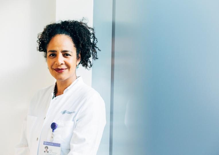 Allemagne: le Dr Marylyn Addo engagée dans la recherche d'un vaccin contre le Covid-19