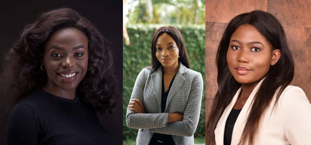 Trois jeunes africaines de moins de 30 ans et CEO dans le secteur de l'énergie
