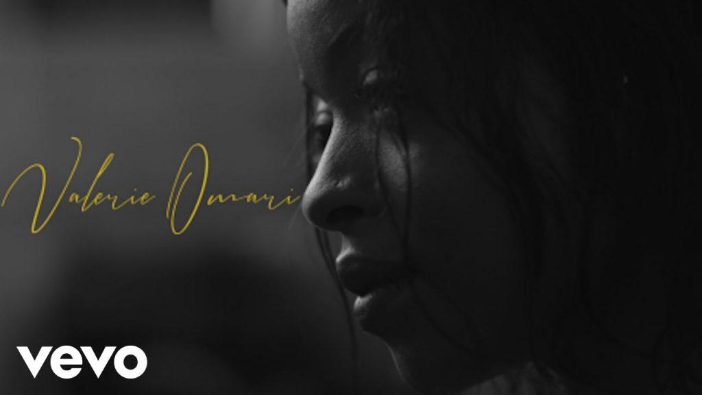 Valérie Omari,artiste du mois d'Apple Music