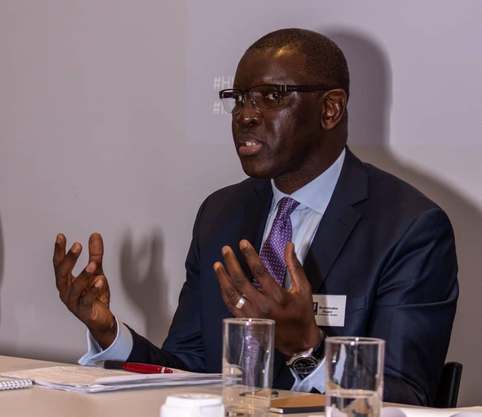 Mouhamadou Diagne nommé vice-président de l'intégrité du Groupe de la Banque mondiale