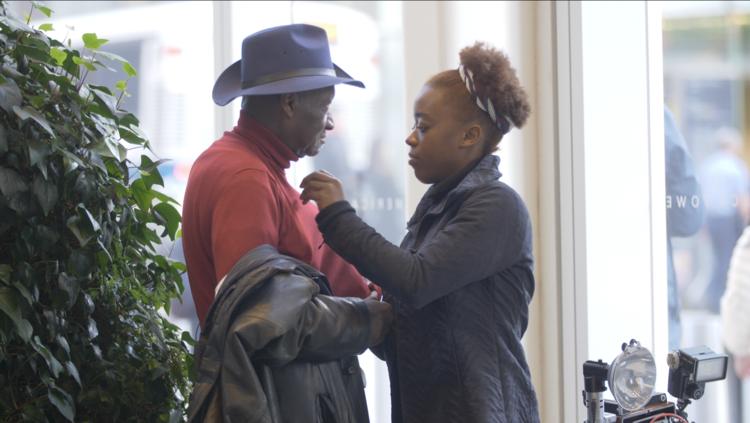 New-York:Maliyamungu Muhande,24ans,la jeune et créative congolaise qui brille dans le multimédia