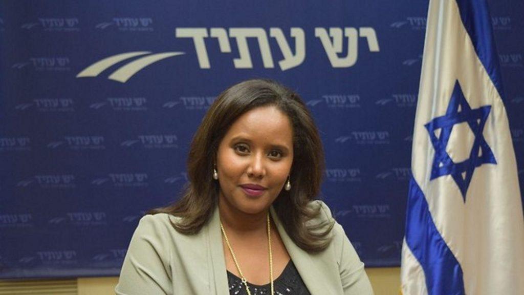 Israël:Pnina Tamano-Shata,38 ans,première femme ministre d'origine éthiopienne