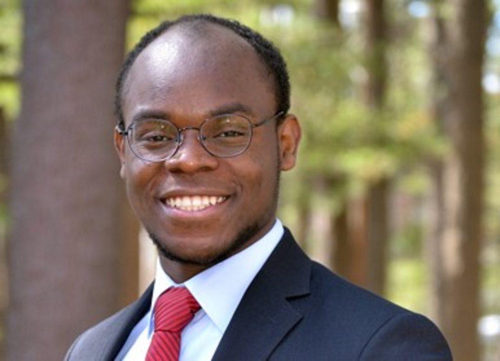 USA: Isaac Ntumba Kabiuka lauréat du prix du président de l'université  Bowdoin