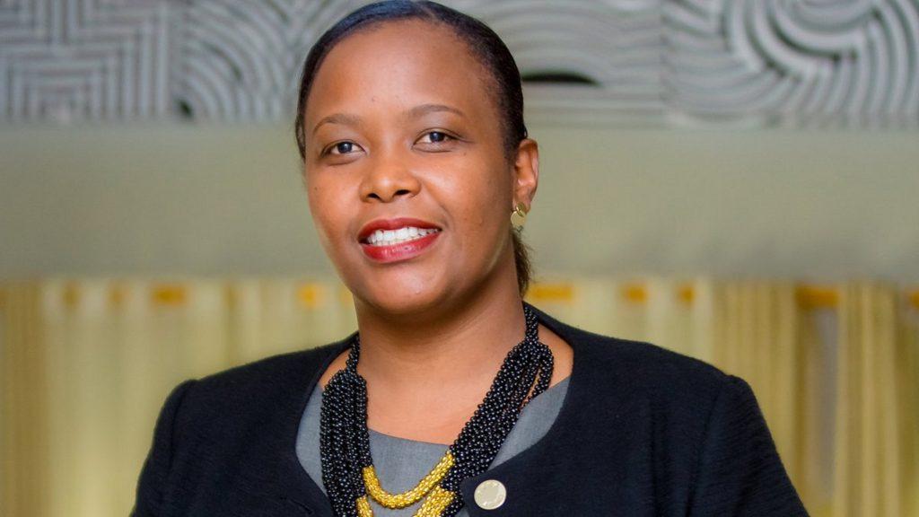 Clare Akamanzi nommée parmi les trois premiers dirigeants de la nouvelle Fondation de l'OMS