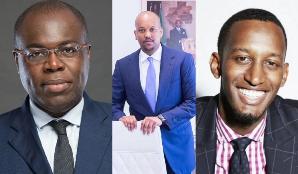Le gabonais Liban Soleman et l'ivoirien Eric Kacou nommés au Rwanda Development Board