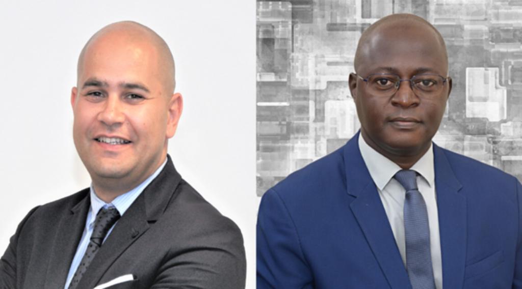 Loïse Tamalgo et Adnane Ben Halima nommés Vice-Présidents de Huawei Afrique du Nord