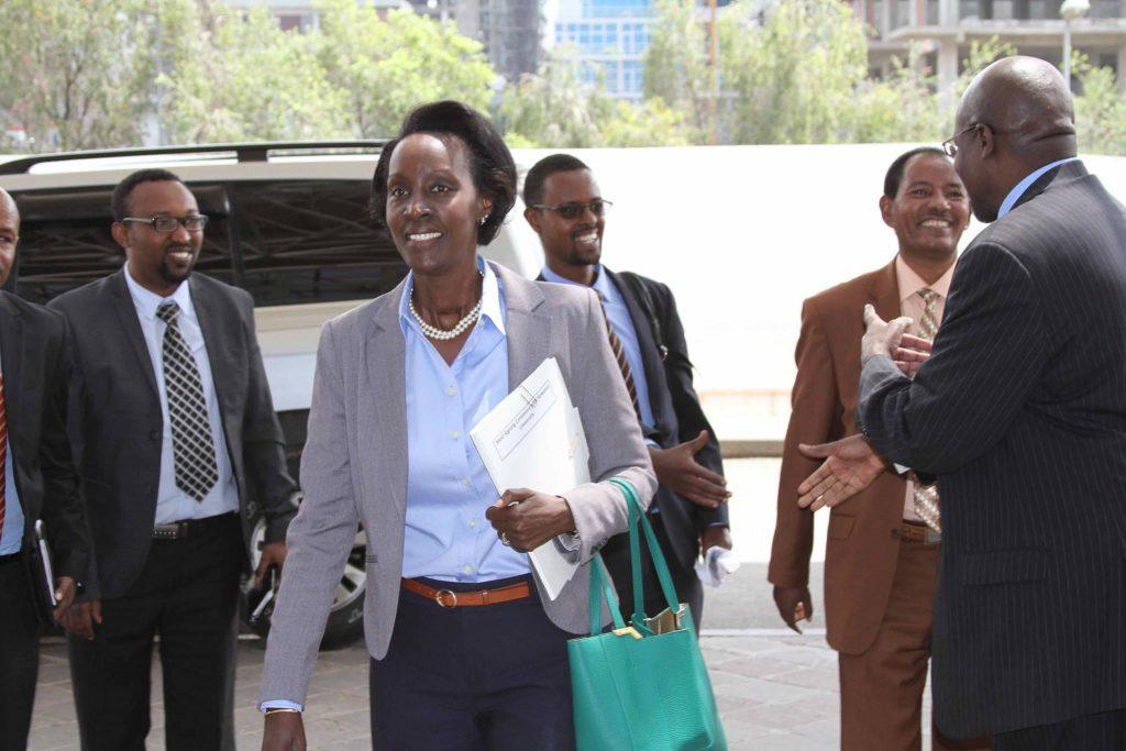 ONU:la burundaise Giovanie Biha nommée Représentante spéciale adjointe pour l'Afrique de l'Ouest et le Sahel