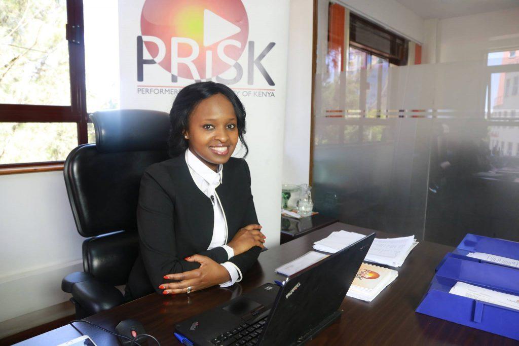 Angela Ndambuki,nouvelle directrice Afrique subsaharienne de la Fédération internationale de l'industrie phonographique