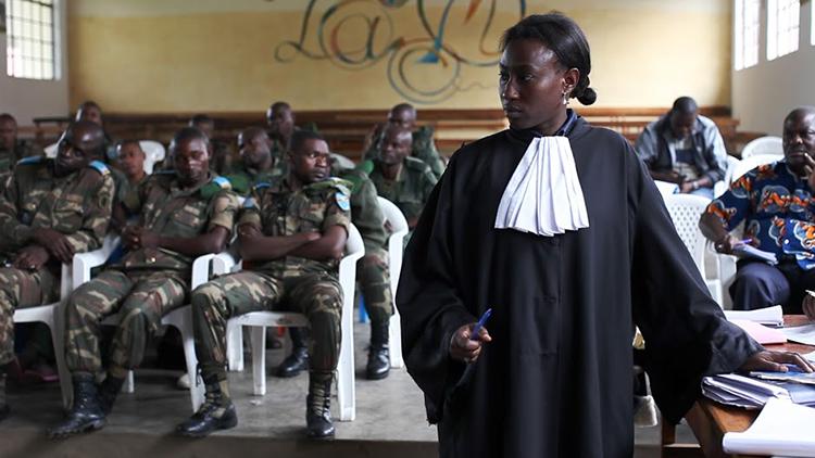 Mireille Kahatwa Amani:«j'ai choisi de devenir la porte-parole des personnes à qui on interdit de parler»