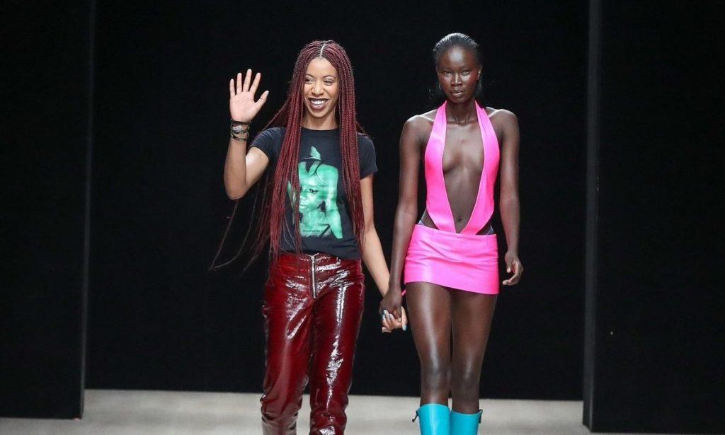 Mowalola Ogunlesi,25 ans, nommée directrice du design de YZY GAP de Kanye West