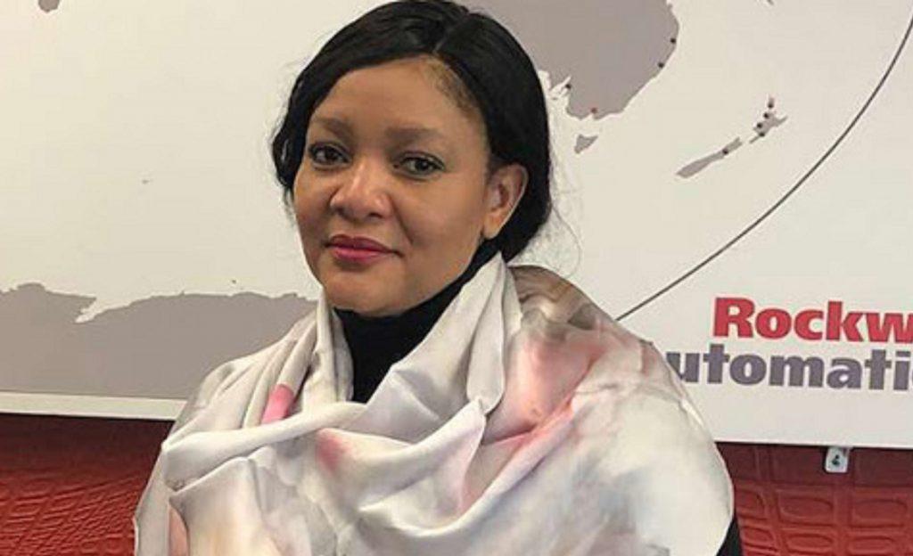 Canninah Mapena, nouvelle directrice générale Afrique Subsaharienne de la multinationale Rockwell Automation